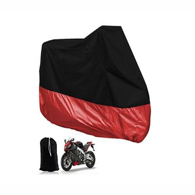 All Season All Weather Protection Sun Rain Snow Hail Proof Waterproof Motorcycle Cover