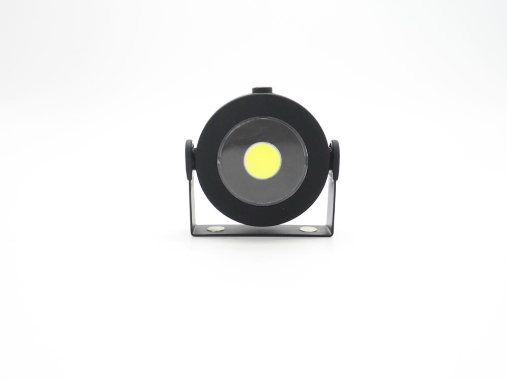 Ultra Bright Round Portable LED Work Lights with Magnetic Base