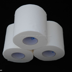 Cheap wholesale toilet tissue roll paper of high quality
