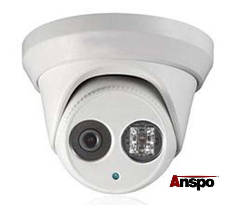 Anspo 4.0MP Network Camera, Indoor H.265 IP Camera