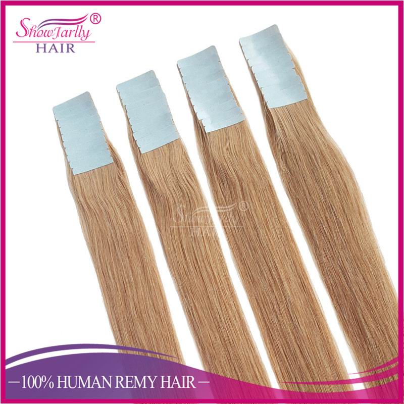 Manufactuiring china Best Selling #10 tape tab hair extensions uk straight wavy brazilian human hair extensions