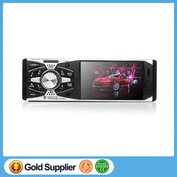 4.1 inch HD Car Radio Mp4 MP5 Player Radio Multimedia Bluetooth Remote Control Stereo Audio Video with Rear Camera