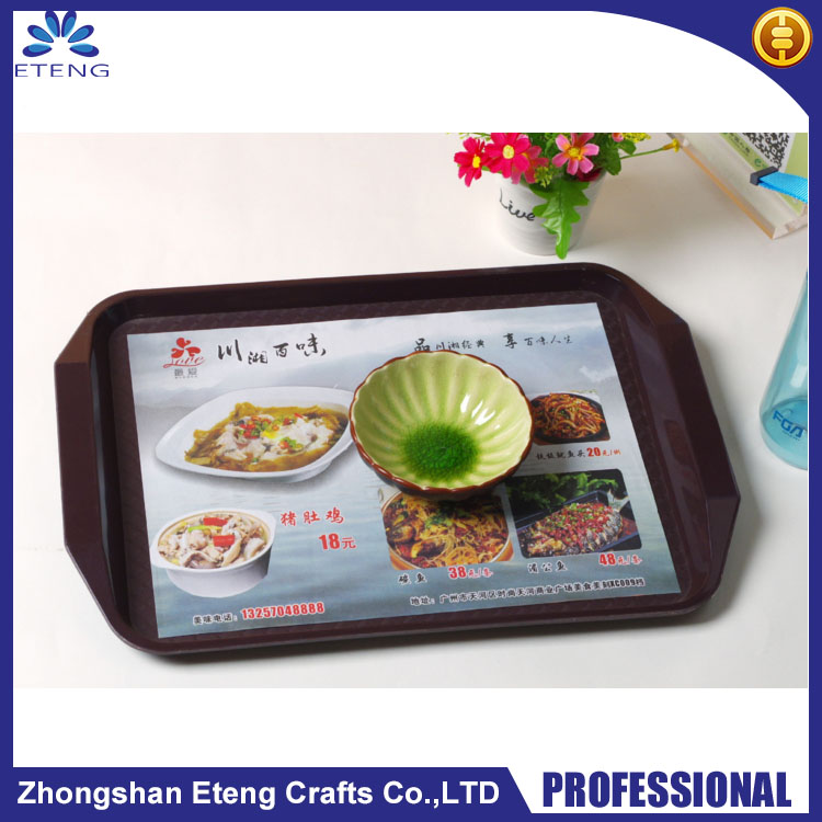 We Specialize in Paper Placemats and Trayliners