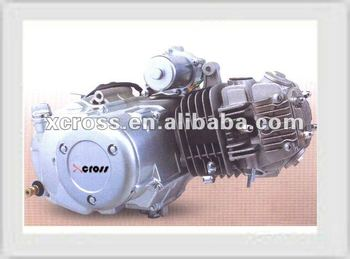 Chinese Cheap Strong Power 110CC Engine For Different Motorcycles For Sale,  View motorcycle engine, XCROSS Product Details from Chongqing Xcross