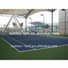 Artificial sports surface tennis court carpet with grass turf