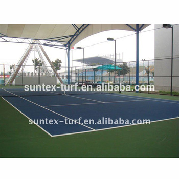 Artificial Sports Surface Tennis Court Carpet With Grass Turf Buy