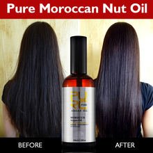 Pure raw argan oil organic from morocco highest quality cosmetic