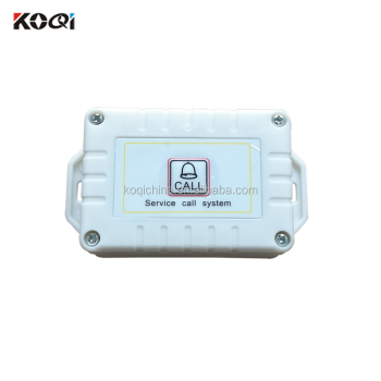 Lift Button Wireless Call Service K-L for construction site
