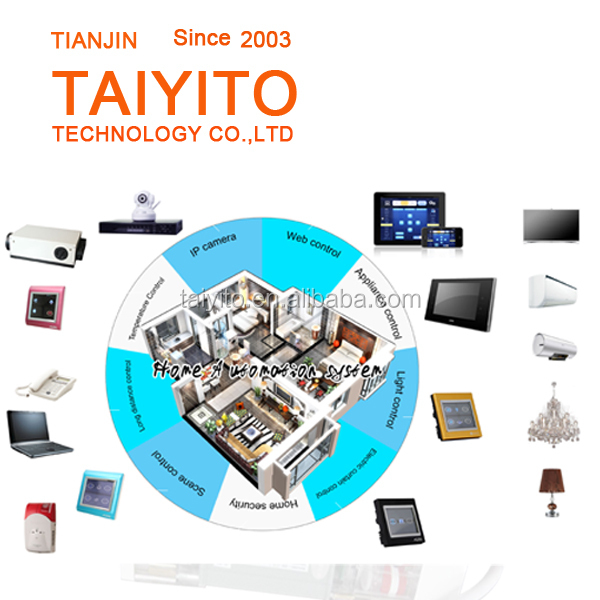 TYT smart home automation manufacture wifi home automation system wireless zigbee home automation kits