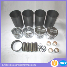 Forklift parts for Cummins A2300 engine cylinder liner kits