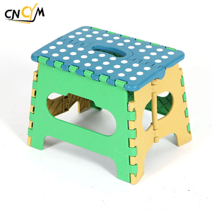 China Taizhou plastic step stool,kid baby step stool,folding chair for prayer