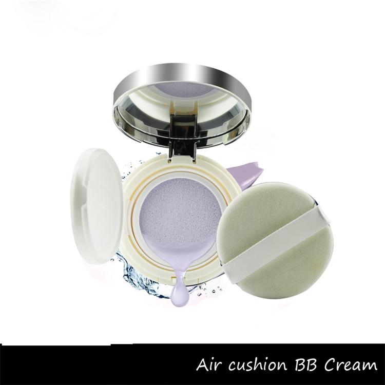 OEM/ODM/OBM best air cushion BB cream for dry skin cushion foundation