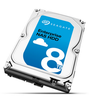 Enterprise Hard Disk Drives Seagate Enterprise NAS HDD for mid-range NAS,server and scale-out cloud storage