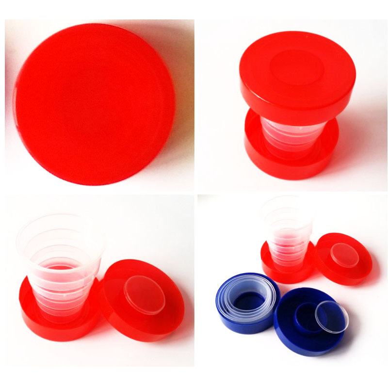 Oempromo cheap plastic foldable water cup