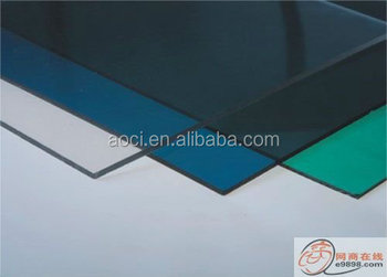 Unbreakable Glass Translucent Roofing Sheets Polycarbonate