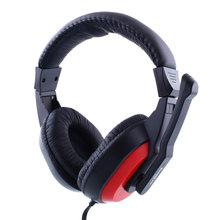 Gaming Stereo Headphones Headset Earphone w/ Mic PC Computer Laptop KANGLING 770 Black&RED Gaming Headphones