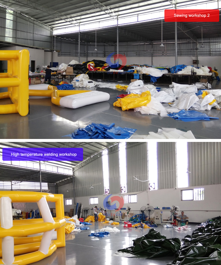 shooting practice laser tag arena archery fighting field inflatable paintball bunkers for sale