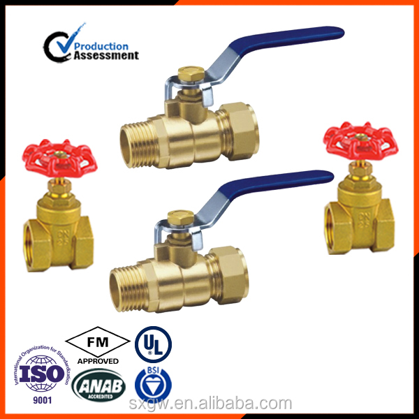 BRASS FEMALE THREAD VALVES WITH LOW PRICE