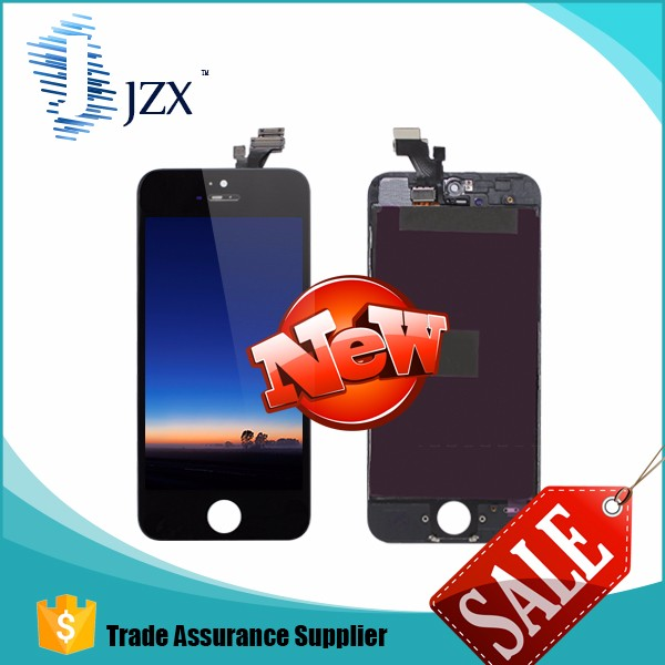 Front Outer Glass Lens Touch Screen Panel Replacement Part for iPhone 5, For iPhone 5 Front Touch Glass Outer Lens Panel