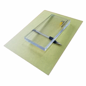 acrylic glass sheet clear pmma for picture frame