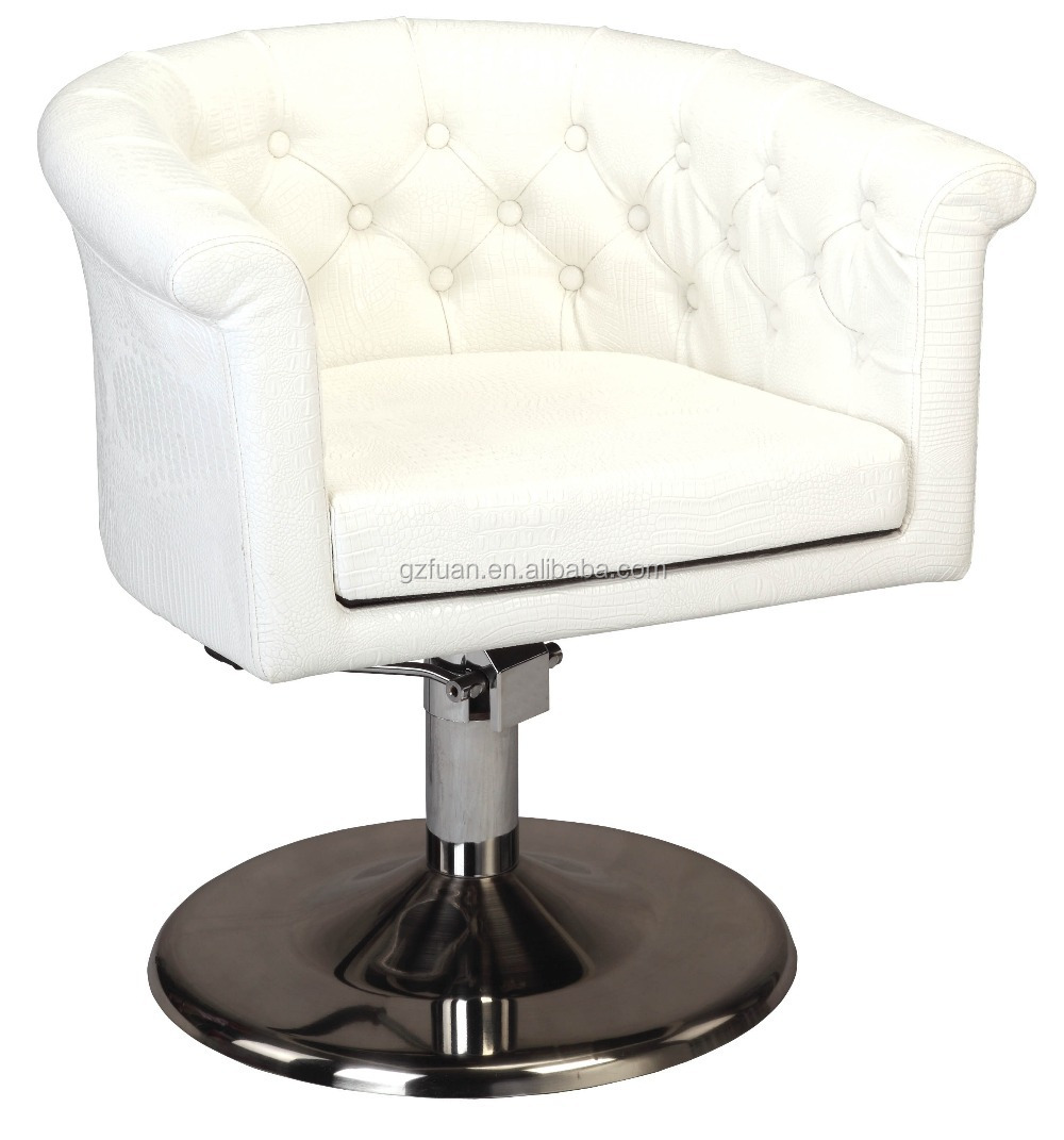 Salon furniture white antique styled salon styling chairs for White salon furniture