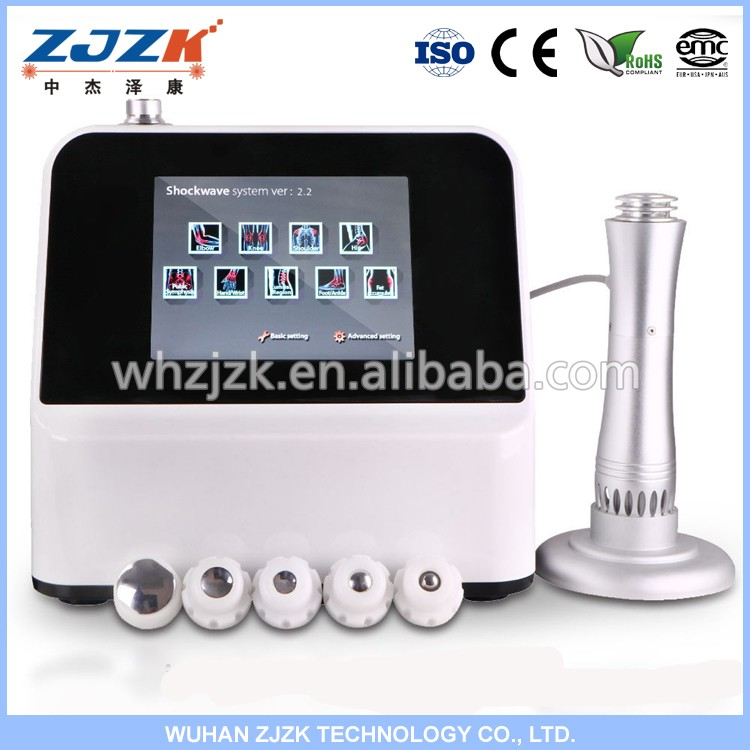 china shockwave therapy equipment /shockwave machine and short wave diathermy