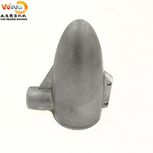 custom aluminum or zamak die casting boat and ship seat parts