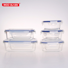 Whole selt 18pcs square rectangle and round lunch box
