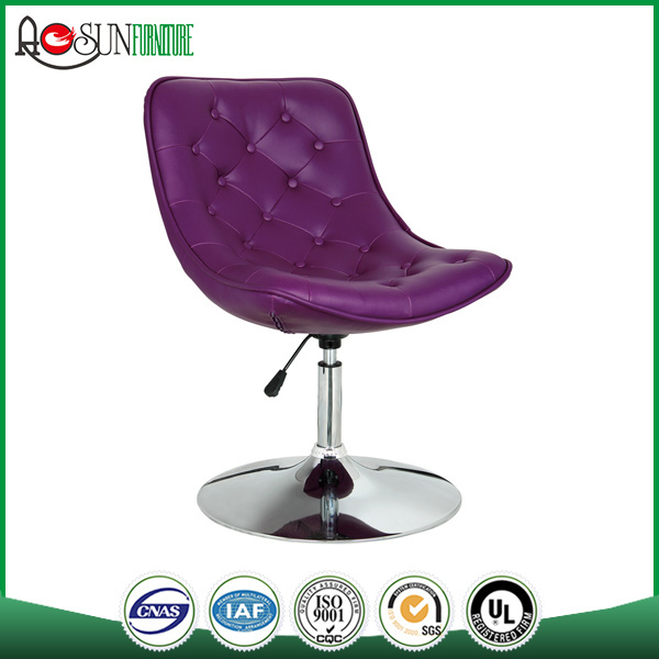 Office chair manufacturer ISO 9001 certified Artificial leather bar stool outdoor