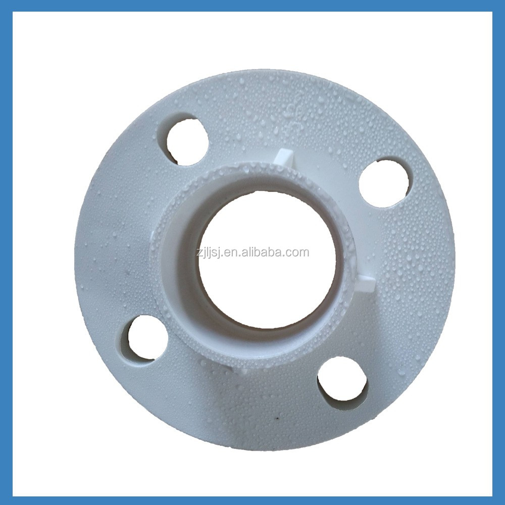 PVC Flange for Pipe Fitting Rubber Ring Joint
