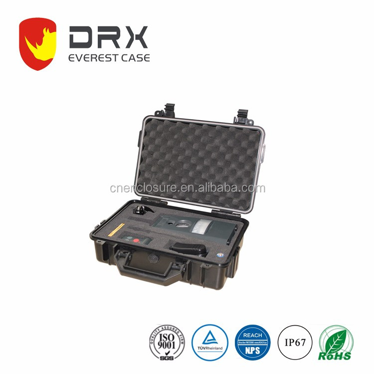 High quality IP67 laptop protective plastic hard carrying cases