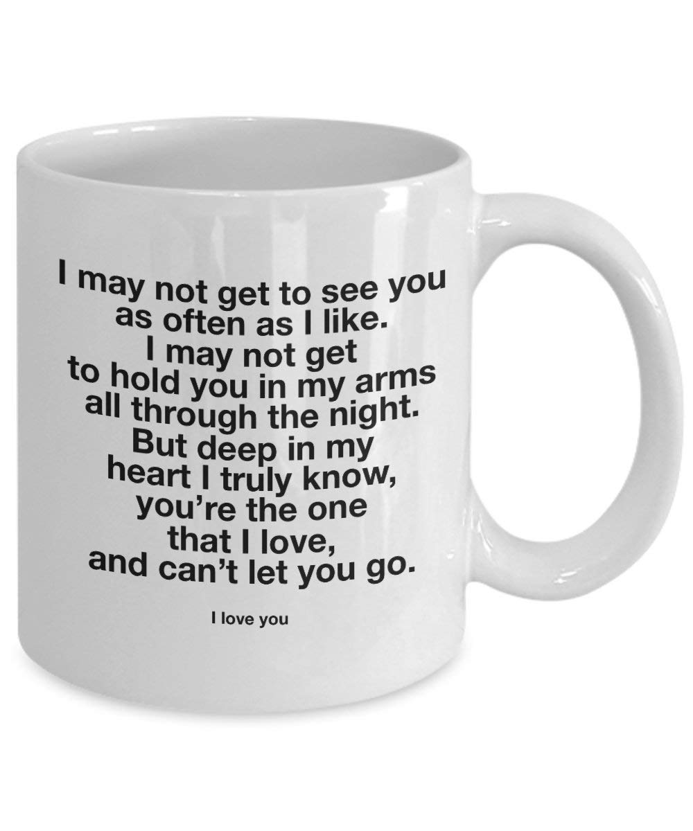 Get Quotations Long Distance Relationship Mug