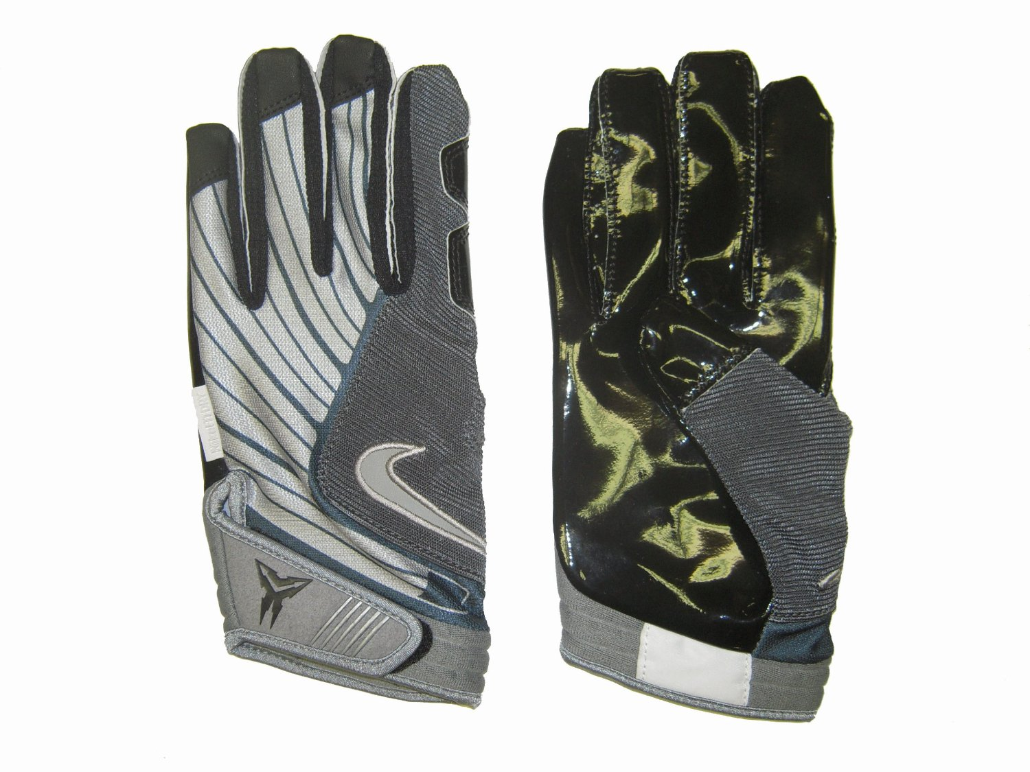 64b78f029101 Get Quotations · Nike Magnigrip Vapor-College Football Gloves Silicone Palm