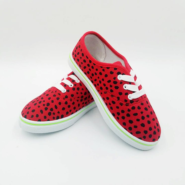 Red kids canvas shoes boys sneakers girls shoses lace up baby shoes tenis sapato infantil para menino adult shoes parents shoes