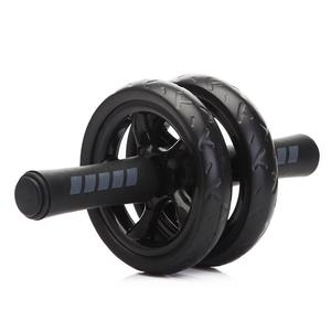 Exercise No Noise Fitness AB Abdominal Wheel Roller with Knee Pad