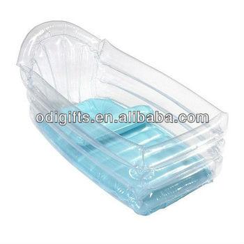 Inflatable Baby Bath Tub Portable Travel Baby Toddler Bath - Buy ...