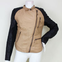 Warb Leather Jacket