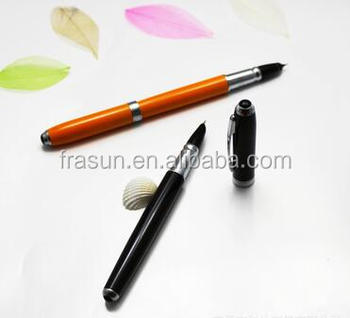 1pc/lot JINHAO Y3 Fountain Pen Gold Pen Silver Clip Chinese Dragon Scale  Engraving Brand