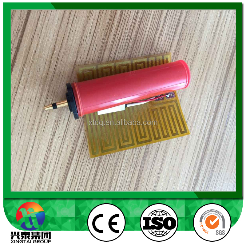 Soft Polyimide 3d Film Heater Pad Flexible Heating Mat