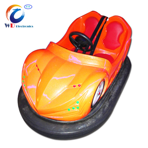 Customized mini bumper car with battery kiddie rides/used bumper cars for sale