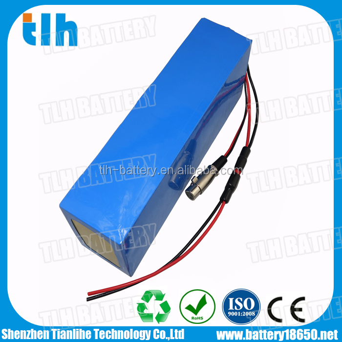24v 20ah lithium battery pack for electric bicycle