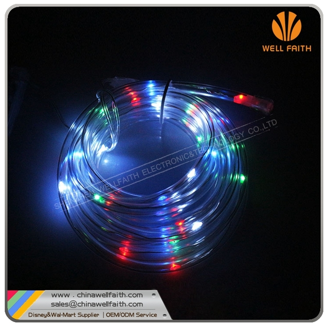 Buy cheap china common rope light products find china common rope party home holiday time decorative flexible transparent led strip lights with pvc tube cover led rope aloadofball Gallery