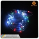 Party Home Holiday Time Decorative Flexible Transparent LED Strip Lights with PVC Tube Cover LED Rope Light