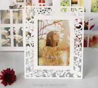 Valentine gift love photo frame / wedding photo frame 4x6