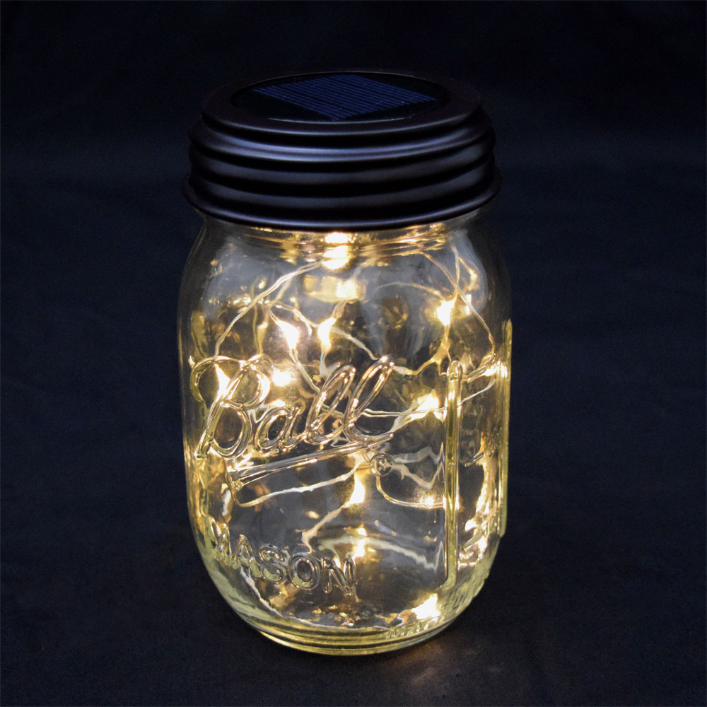 Led Lights For Jars Easy Craft Ideas