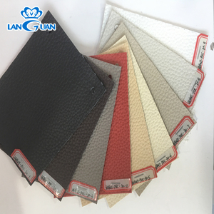 Manufacturer PVC Synthetic Artificial Leather for Sofa Upholstery Cover with Variety of Backing
