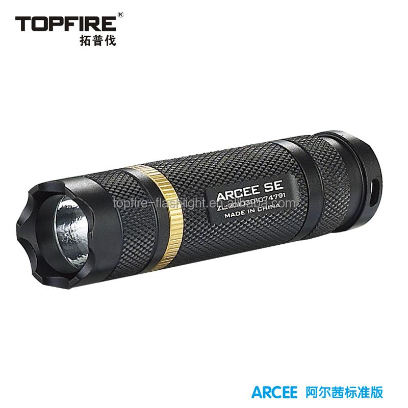 Original Topfire Factory Mini Waterproof Emergency Led Flashlight ...