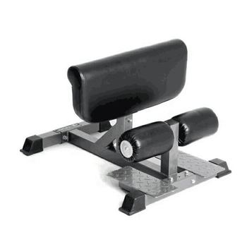 New production sissy squat station tz 3036 commercial gym for Squat station