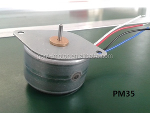 2 Phase 4 wires 35mm gm stepper motor