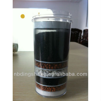 Activated Carbon Coconut Water Filter Cartridge Of Mineral Water ...